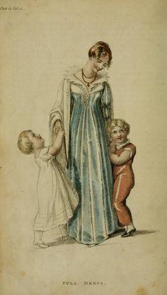 Full Dress Plate 17 Series 1 Vol 4 September 1810