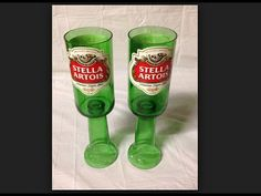 How to Make Glasses out of Beer Bottle