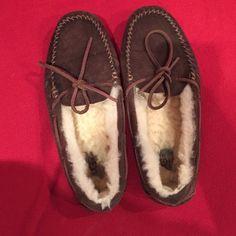 Spotted while shopping on Poshmark: Ugg Moccasins! #poshmark #fashion #shopping #style #UGG #Shoes