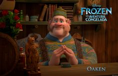 Oaken (voz en inglés de Chris Williams)