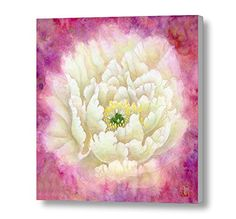 Canvas Print Artwork, Flower Painting Stretched Canvas Art, Home Decor Wall Art. Art print of my original art. The print are produced on state-of-the-art, professional-grade Epson printers. Using acid-free canvases with archival inks to guarantee that your prints last a lifetime without fading or loss of color. About The Shipping: It will be safely wrapped and come stretched , ready for hanging. Fast delivery, 5-15 or less days arrive to your place via DHL, UPS, FEDEX, EMS. .