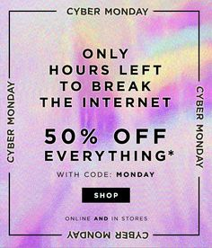 LOFT: (pm email) Signing off, 50% OFF EVERYTHING  Click clickity click click