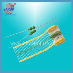 Green fuse wire resistance_resistenza fusibile