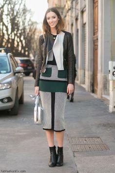 Alana Zimmer street style