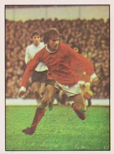 John Fitzpatrick Manchester United Top Sellers 1972 Manchester United Top, Football Cards, The Unit, Stickers, Painting, Soccer Cards, Painting Art, Sticker, Paintings