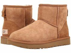 Women's Shoes UGG Classic Mini II Boots 1016222 Chestnut 5 6 7 8 9 10 11 New