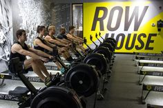 The Rise of Indoor Rowing, the Next Big Thing in Group Fitness