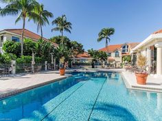 community pool #condowithpool #condoforsale #naples #florida