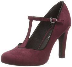 Marco Tozzi 24414, Chaussures à talons avec bride style salomés femme