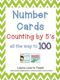 Counting by 5s 5 to 100 learn to count by fives homeschool counting by 5s 5 to 100 learn to count by fives homeschool math pinterest count learning and math sciox Image collections