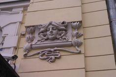 Староконюшенный, 23. 1898-1901, арх. К. К. Гиппиус.