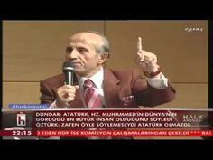 """Yaşar Nuri, """"Atatürk Hz. Muhammed'i Meth etmeseydi Atatürk Olmazdı"""" dedi. - YouTube"""