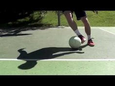 Fast footwork drills you can do anywhere. Get over 1000 touches in 20 minutes. https://www.youtube.com/watch?v=r_tEXmClvKI