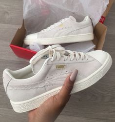 puma AVID Lux Sneakers metallico