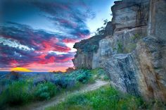 Table Rock Boise ID by Brent Lindsay, via Flickr