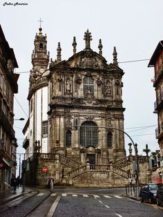 #Porto | #Portugal  Travel to Porto in Portugal to enjoy the architecture and beauty of the city.  --  Have a look at http://www.travelerguides.net: