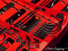 Pedal Board Management - EXTEME EDITION. I have to do this level of cable management to my board now! Who's inspired!?