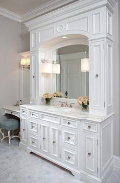 Hampton's in the Country - traditional - bathroom - minneapolis - Eskuche Design