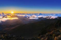 Have you ever been to the top of Haleakala? #hawaii #maui