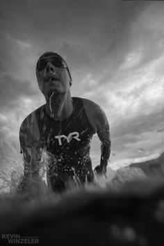 Photograph Transition - Triathlete by KevinWinzeler.com  ~ sports, lifestyle on 500px