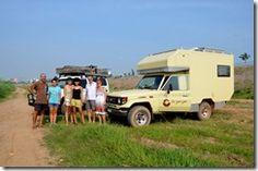 Vientiane et rencontre avec les Gri Gri Suisses