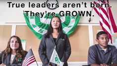 True leaders aren't born. They're GROWN. #4HGrowsHere  WATCH: http://shout.lt/bmfmb