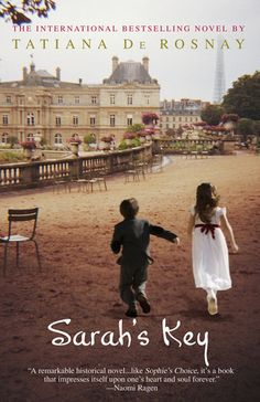 Sarah's Key by Tatiana de Rosnay.  Seriously could not put this book down and lost sleep staying up late to read it! Read this in just three sittings. Full of heartbreak and hope.  Highly recommended!!