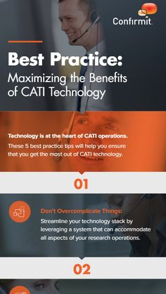 Technology is at the heart of CATI operations. These 5 best practice tips will help you ensure that you get the most out of CATI technology.
