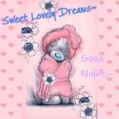 Teddy Bear Quotes, Teddy Bear Hug, Teddy Bear Images, Teddy Bear Pictures, Teddy Bears, Good Night Love Images, Cute Good Night, Good Night Sweet Dreams, Good Night Moon