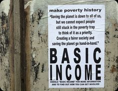 Day 420: Basic Income and Minimum Wage