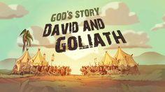 God's Story: David and Goliath (short version)