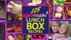 Who says packing lunch is a chore? These recipes take the guesswork (and brainwork) out of healthy school lunches.