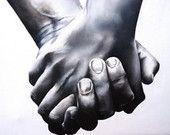 "Love - Handmade oil painting on canvas, quadro olio su tela fatto a mano  17,7""x 14,4"""
