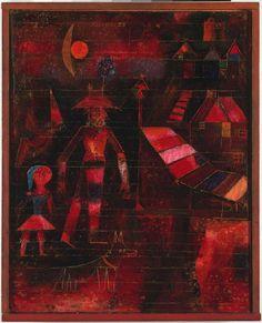 Paul Klee - Village Carnival (1926)