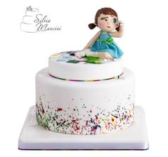 The Little Matilde | by Silvia Mancini Cake Art