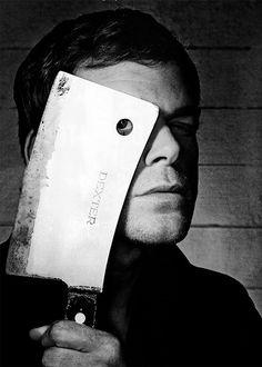 Dexter Morgan (Michael C. Hall).
