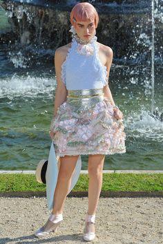 Chanel Resort 2013 Fashion Show - Milana Kruz (WOMEN)