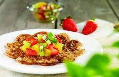 Bruschetta, French Toast, Snacks, Breakfast, Ethnic Recipes, Foods, Morning Coffee, Food Food, Appetizers