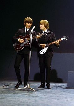 For the next little while, when you see photos of the Beatles together when they were just starting out, see if you don't clearly pick up on what appears to be an amazing and strong interrelationship between themselves. If it was what it looks to have been, can you even begin to fathom the devastation of having that spoiled?