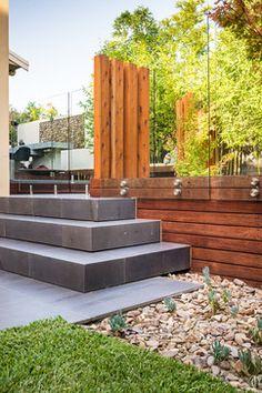 Viewbank Project - contemporary - Landscape - Melbourne - Apex landscapes