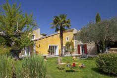 Maison d'hote avec piscine à Carpentras en Provence