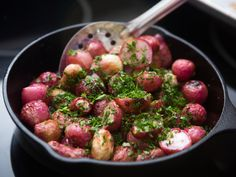 Forget Raw: Roast Your Radishes for Maximum Mileage | Serious Eats