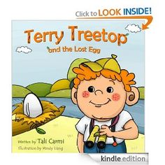 """Let your kids go on an adventure !! This is the second book about Terry Treetop, in the series of """"Adventure & Education children's books Collection"""". Adventure about a boy with red hair and freckles, named Terry, yet everybody called him Terry Treetop,  Because he loved climbing trees.  Terry finds a small egg and his quest is to bring it back home to its mother.  But .... Where is the egg's home?  Does the egg belong to a turtle on the sand or a crocodile's spring water?"""
