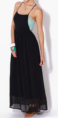 Casual Chiffon Dress <3