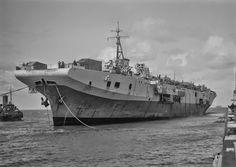 HMS Perseus was a Colossus-class light fleet aircraft carrier built for the Royal Navy during World War II http://ift.tt/1HfZVuB