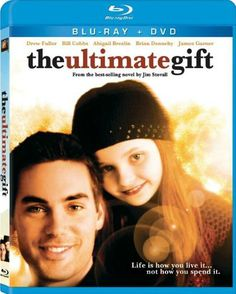 """""""The Ultimate Gift"""" - Christian Movie/Film on Blu-ray. Check out Christian Film Database for more info - http://www.christianfilmdatabase.com/review/the-ultimate-gift/"""