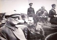 """Sabiha Gökçen Atatürk'ün Tunceli ile ilgili duygularını, hüznünü şöyle anlatıyor: """"Hiç beklemediği, hiç istemediği bir şey olmuştu, Atatürk'ün. 1937 yılında ülkeyi bölmek isteyenler Tunceli'yi seçmişlerdi. Oysa burada namuslu, ülkeye bağlı insanlarımız yaşıyordu. Bir avuç maceraperest halkı kışkırtıyor onlara asla yerine getiremeyecekleri vaatlerde bulunuyorlardı. Çoğu kanmıyor, inanmıyor ama içlerinde az da olsa silaha sarılan vardı. Türkiye huzura, barışa muhtaçtı. Atatürk bu meselenin…"""