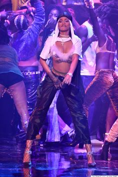 Image result for rihanna vma 2016 outfits