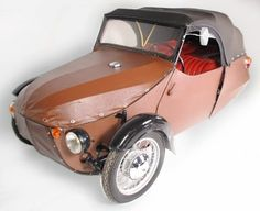 1966 Velorex - At first sight the Velorex suggests the result of a union between a frame tent and a flying helmet. Hailing from the Czechoslovakian town of Hradec Kralove, the car, which was produced...