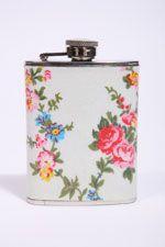 I'm a lady, of course I carry a pretty flask haha